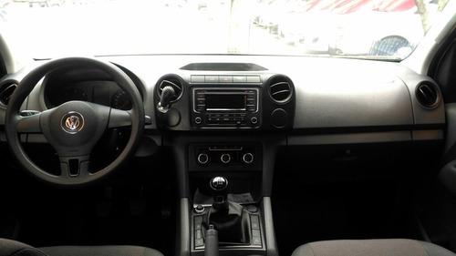 volkswagen amarok 2.0 se cab. dupla 4x4 4p 2014