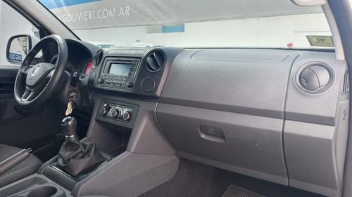 volkswagen amarok 2.0 starline 4x2 140cv. 2015