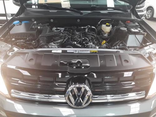 volkswagen amarok 2.0 t 180 cv comfortline mt 4x2 2021 gd