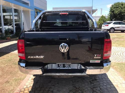 volkswagen amarok 2.0 td 4x4 dc hig. 180hp mt 2012