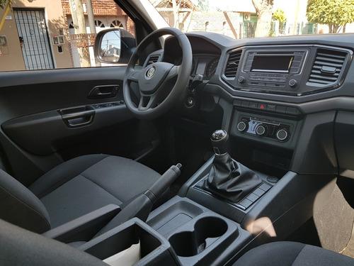 volkswagen amarok 2.0 tdi 140cv trendline 2017