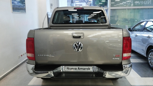 volkswagen amarok 2.0 tdi 140cv trendline 4x2 dc #a2