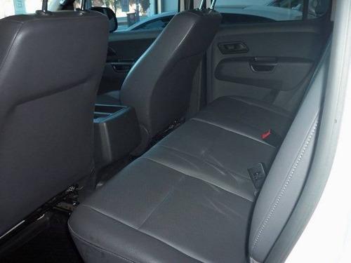 volkswagen amarok 2.0 tdi 140cv trendline 4x2 diesel manual
