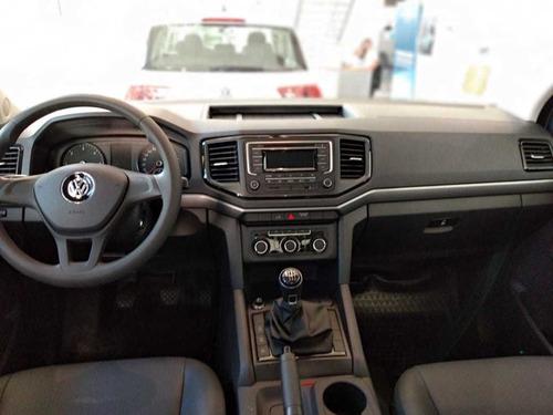 volkswagen amarok 2.0  tdi 140cv trendline 4x4 entrega inmed
