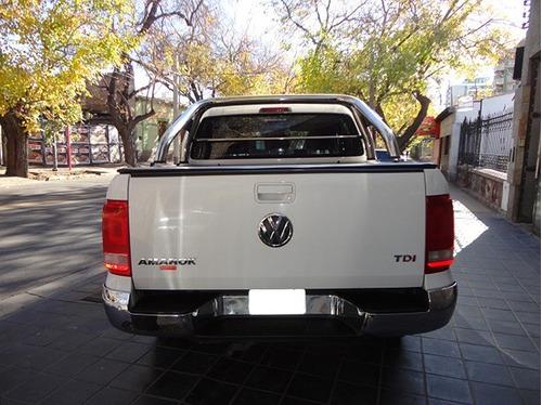 volkswagen amarok 2.0 tdi (163cv) 4x2 c/doble highline pack