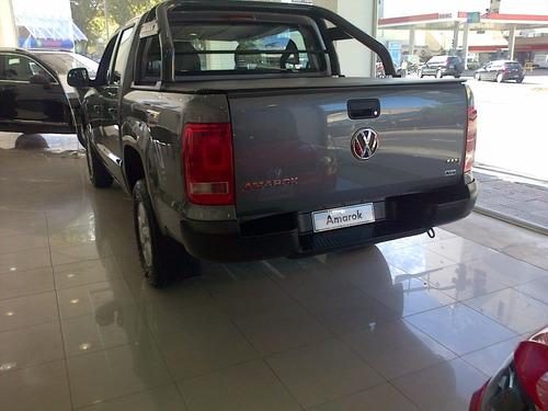 volkswagen amarok 2.0  tdi 180cv 4x2 trendline financia vw