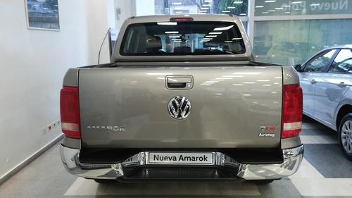 volkswagen amarok 2.0 tdi 180cv 4x4 highline dc a2