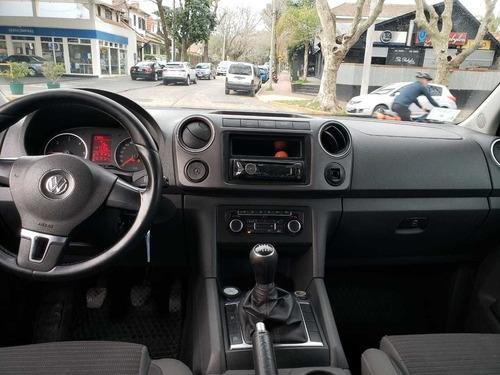volkswagen amarok 2.0 tdi 4x2, anticipo mas cuotas, financio
