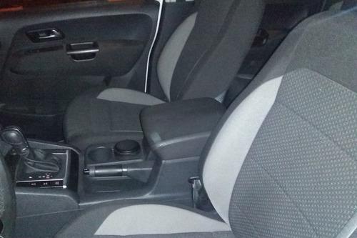volkswagen amarok 2.0 tdi 4x2 dc comfortline 180hp aut 2018