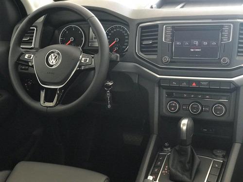volkswagen amarok 2.0 tdi 4x2 dc highline at 2019