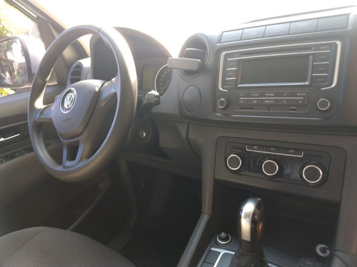 volkswagen amarok 2.0 tdi 4x2 trendline at8 / diesel / 2015