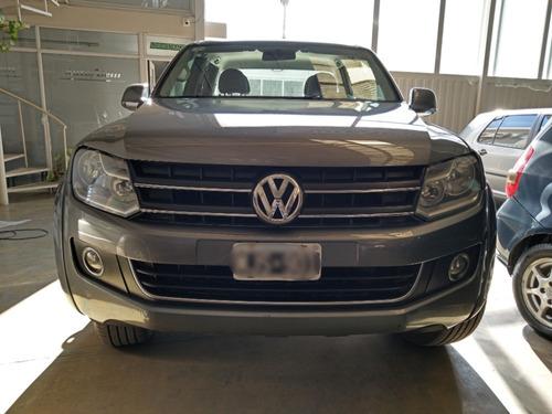 volkswagen amarok 2.0 tdi 4x4 180 cv higline mod 2013