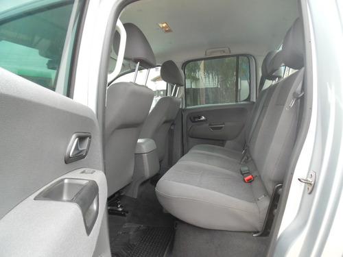 volkswagen amarok 2.0 tdi 4x4 2013