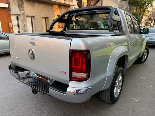 volkswagen amarok 2.0 tdi 4x4 highlie cab. 2ble i financio