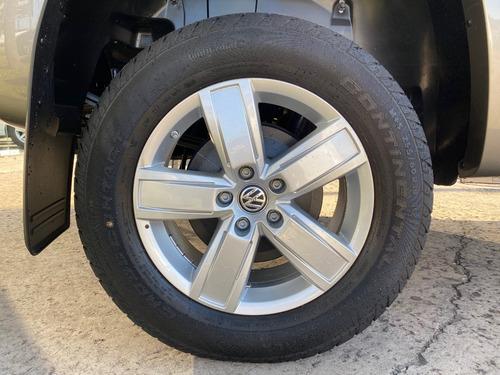 volkswagen amarok 2.0 tdi 4x4 highline aut vehiculosdeloeste