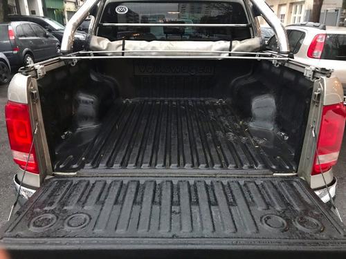 volkswagen amarok 2.0 tdi 4x4 highline pack i anticipo cuota