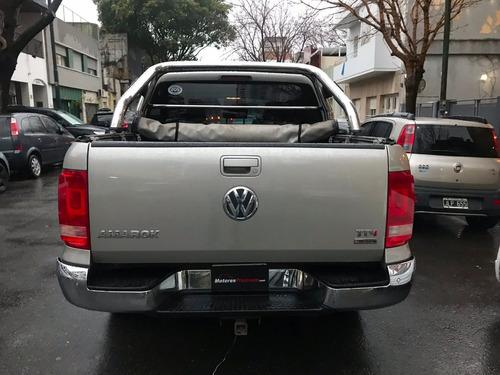 volkswagen amarok 2.0 tdi 4x4 highline pack i financio