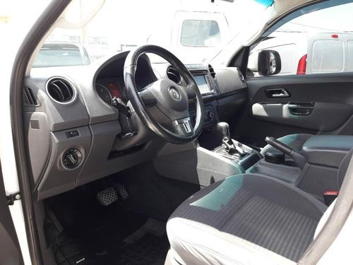 volkswagen amarok 2.0 tdi automatica