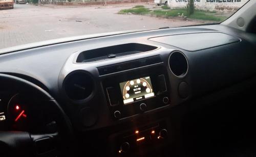 volkswagen amarok 2.0 tdi dc 4x4 highline pack aut 2015