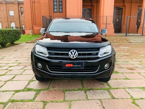 volkswagen amarok 2.0 tdi (( gl motors )) financiamos!