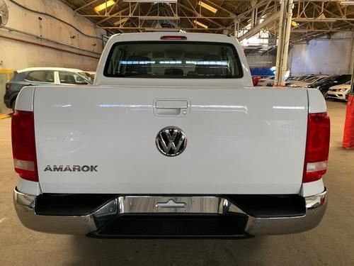 volkswagen amarok 2.0 tdi highline 4x2 at 0km 2020 hilux 8