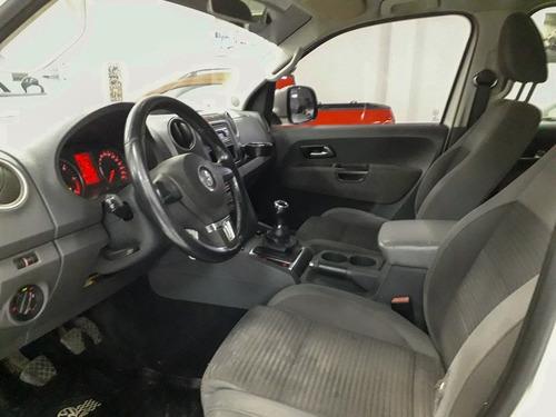 volkswagen amarok 2.0 tdi highline diesel 2011 - ref:1308