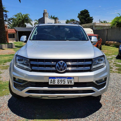 volkswagen amarok 2.0 tdi highline pack 4x4 at 2017