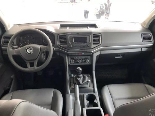 volkswagen amarok 2.0 trendline 4x2 0kms 2020 autotag tnd vw