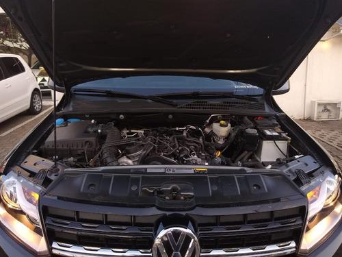 volkswagen amarok 2.0 trendline 4x4 cd 16v turbo