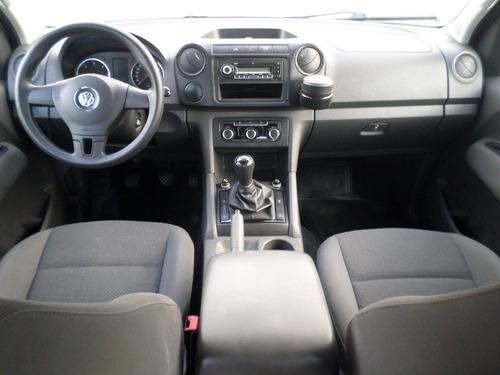 volkswagen amarok 2.0 trendline cab. dupla 4x4 4p 163hp