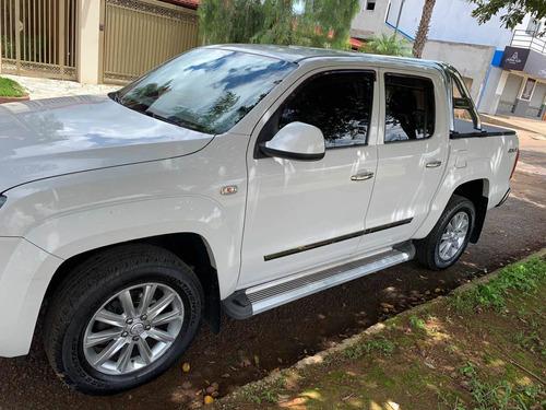 volkswagen amarok 2.0 trendline cab. dupla 4x4 4p 180 hp