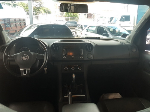 volkswagen amarok 2.0 trendline cab. dupla 4x4 4p automática