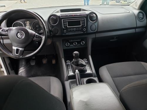 volkswagen amarok 2.0  trendline tsi 4x2 2015