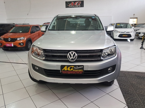 volkswagen amarok 2.0 turbo 180cv automatica 4x4 completa 16