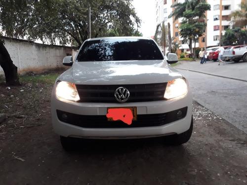 volkswagen amarok 2.0 turbo diésel 4x4 2014