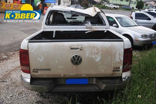 volkswagen amarok 2012 sucata para peças