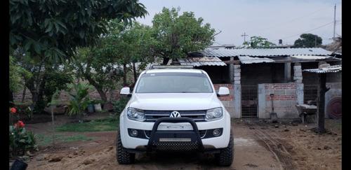 volkswagen amarok 2013 motor 2.0 turbo diesel. 4 puertas
