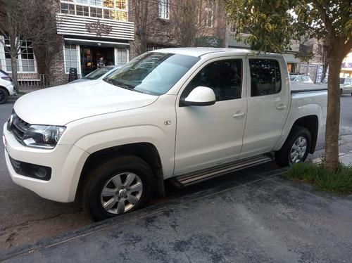 volkswagen amarok - 2014