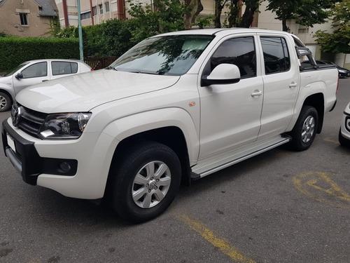 volkswagen amarok - 2015