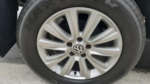 volkswagen amarok - 2015/2015 2.0 highline 4x4 cd turbo