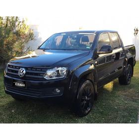 Volkswagen Amarok 2017 Black Edition