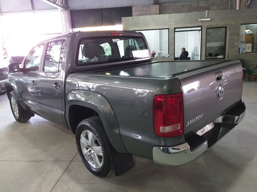 volkswagen  amarok  2019  2.0 cd tdi  highline at cuero