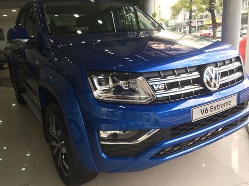 volkswagen amarok 258cv financio 0km extreme t=11-5996-2463