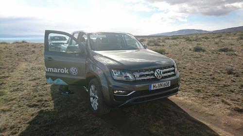 volkswagen amarok 3.0 confort 4x4 at 258cv ant. y ctas 6% mz