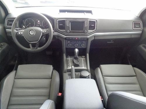 volkswagen amarok 3.0 highline cab. dupla v6 4x4 aut. 4p