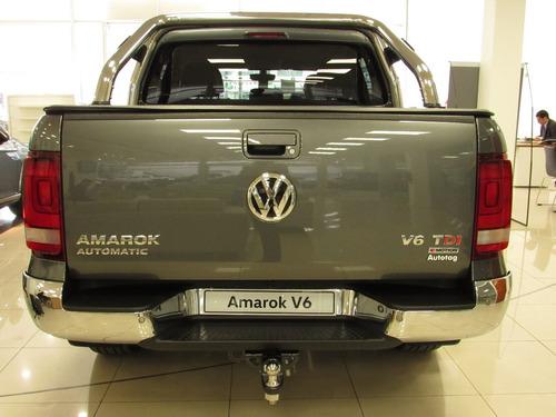 volkswagen amarok 3.0 v6 0 km 2020 3