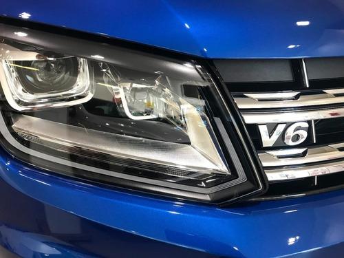 volkswagen amarok 3.0 v6 0km vw extreme 4x4 258cv 2020 bd