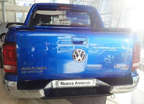 volkswagen amarok 3.0 v6 0km vw extreme 4x4 258cv 2020 v