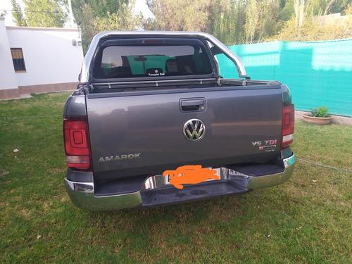 volkswagen amarok 3.0 v6 2018