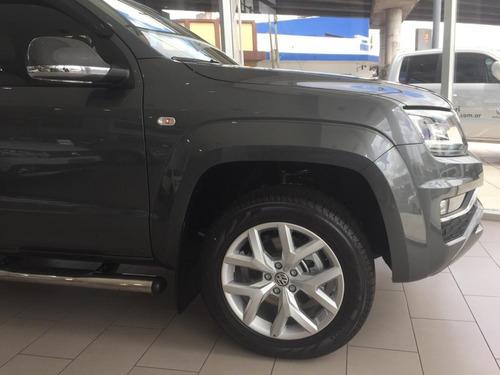 volkswagen amarok 3.0 v6  258 cv highline 4x4 aut  2020